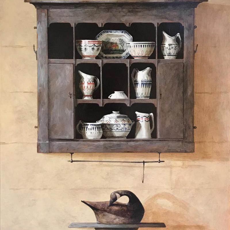 Ron Bone - Painted pieces 1996