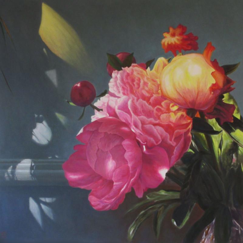 Trish Claridge - Peony