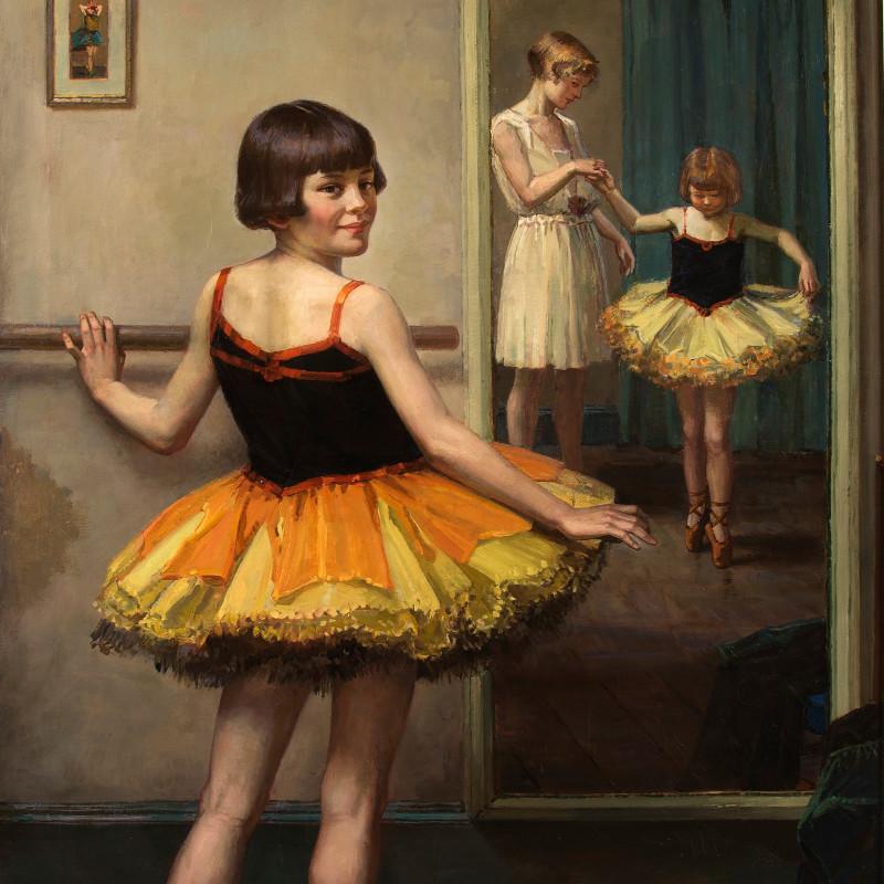 Garnet Ruskin Wolseley ARWA - Ballet Dancer