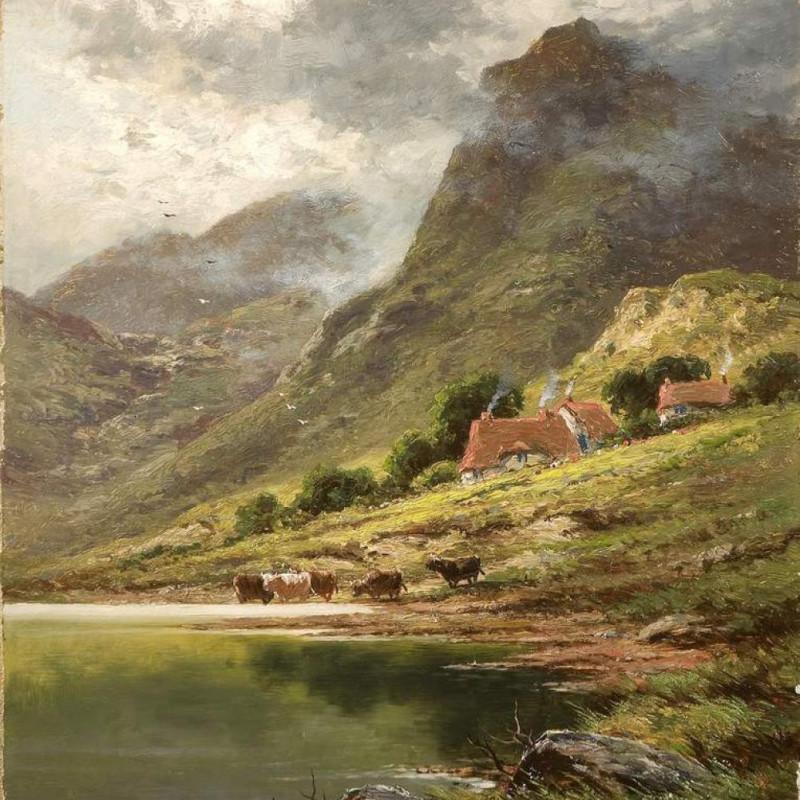 Henry Deacon Hillier - Loch Leven