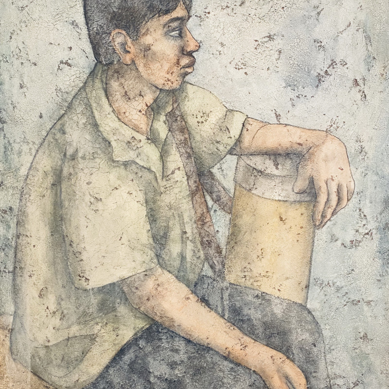 Louay Kayyali, Untitled , 1960