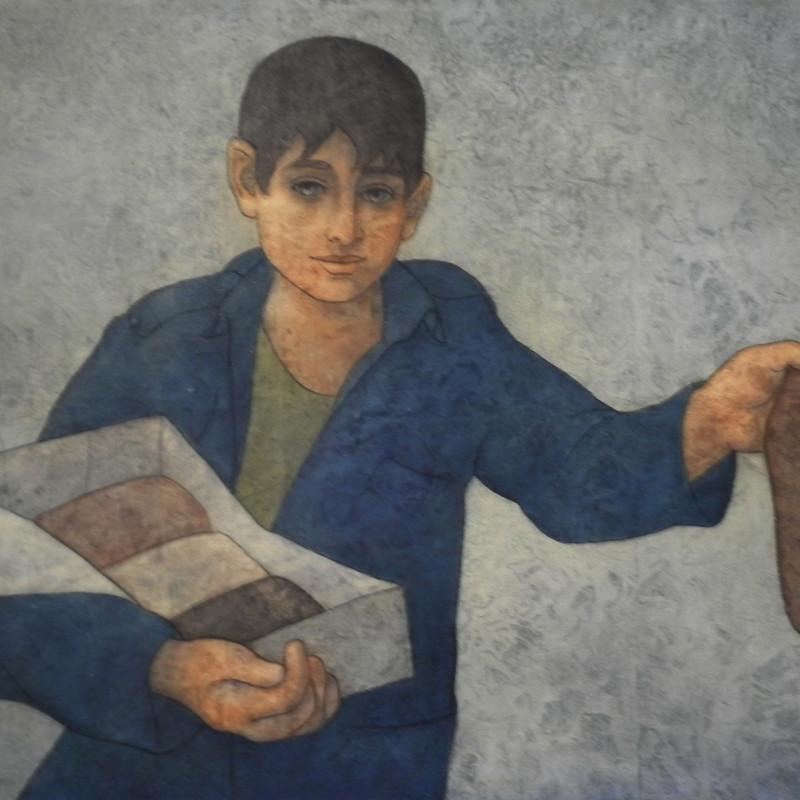 Louay Kayyali - Untitled, 1973
