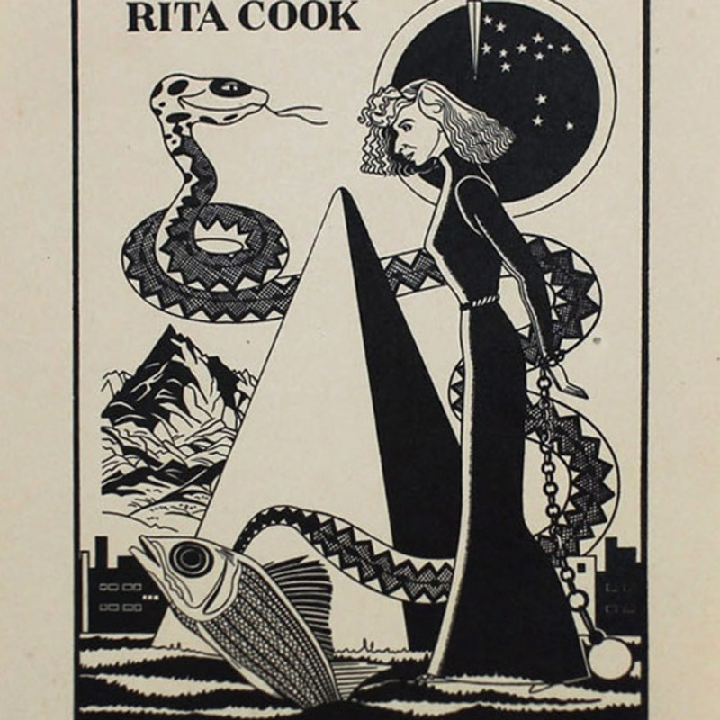 <span class=&#34;artist&#34;><strong>Rita Angus</strong><span class=&#34;artist_comma&#34;>, </span></span><span class=&#34;title&#34;>Rita Cook Bookplate<span class=&#34;title_comma&#34;>, </span></span><span class=&#34;year&#34;>1937-38</span>