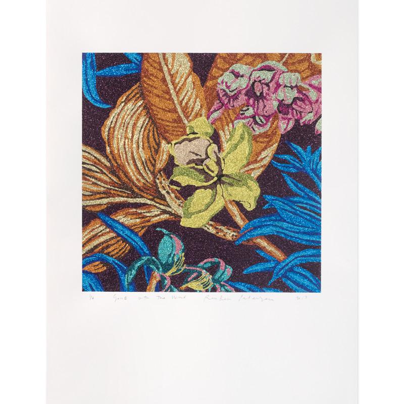 <span class=&#34;artist&#34;><strong>Reuben Paterson</strong><span class=&#34;artist_comma&#34;>, </span></span><span class=&#34;title&#34;>Gone with the Wind<span class=&#34;title_comma&#34;>, </span></span><span class=&#34;year&#34;>2017</span>