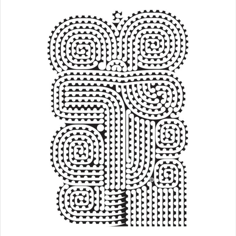 <span class=&#34;artist&#34;><strong>Ngataiharuru TAEPA</strong><span class=&#34;artist_comma&#34;>, </span></span><span class=&#34;title&#34;>Te Pitau a Tiki - Revisited (unframed)<span class=&#34;title_comma&#34;>, </span></span><span class=&#34;year&#34;>2012</span>