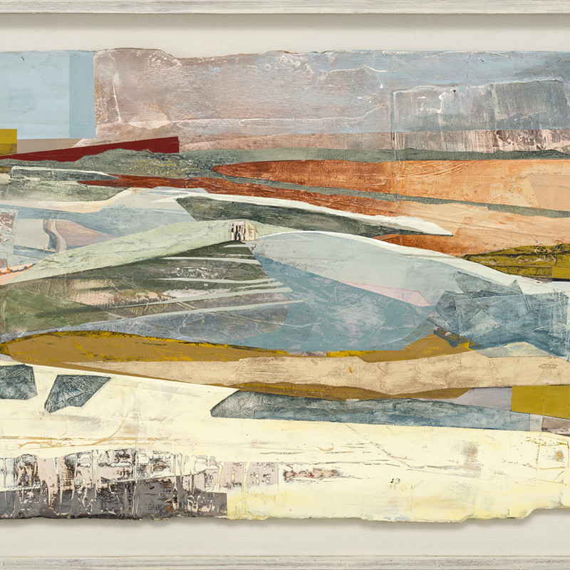 Jeremy Gardiner, St Catherine's Chapel and Chesil Bank, Dorset