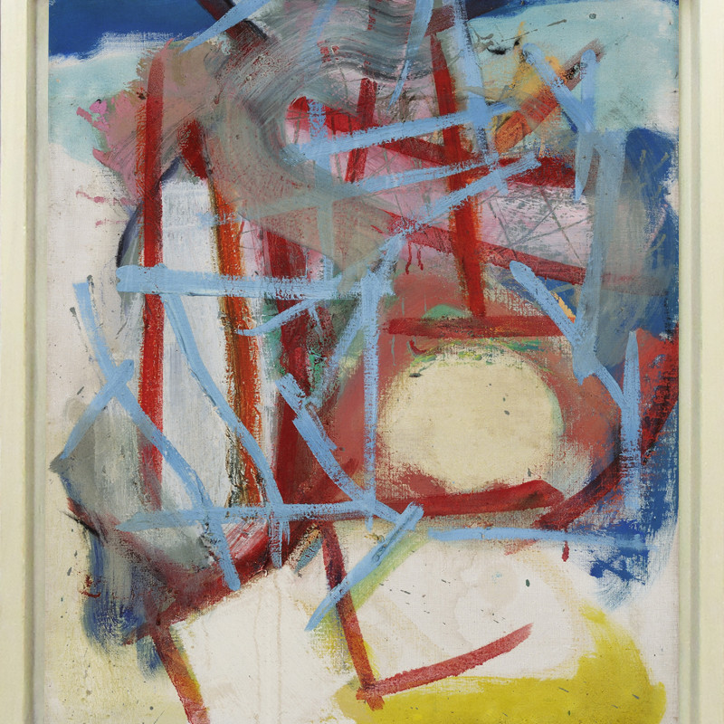 Gary Wragg, Blue Red Structure
