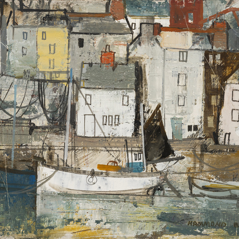 George Hammond Steel - Polperro