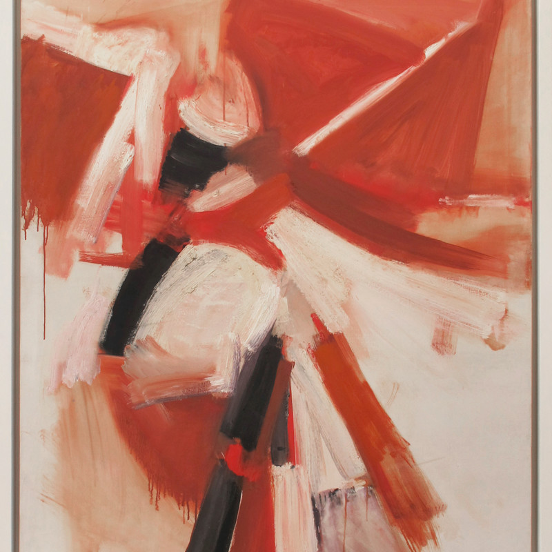 Adrian Heath, Study for Melbourne Painting (Corsham)