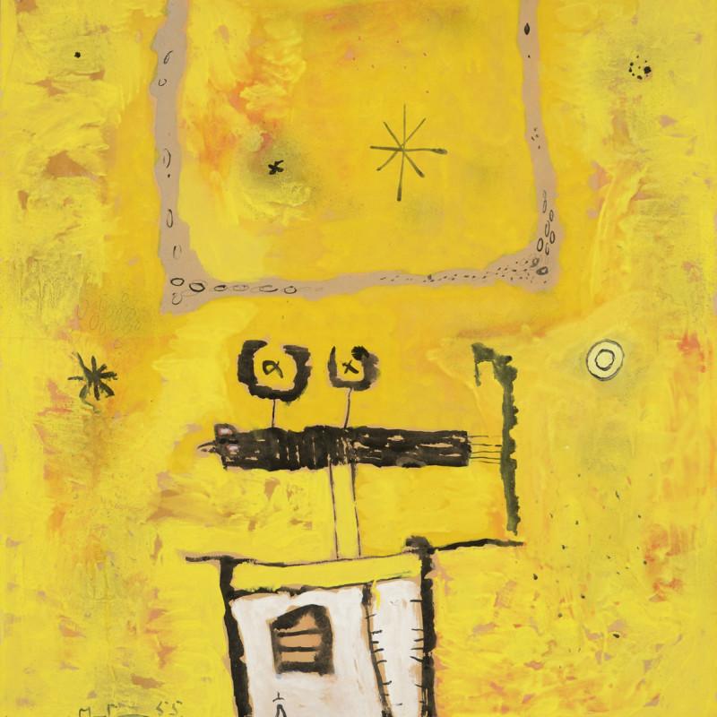 Martin Bradley, Yellow Composition