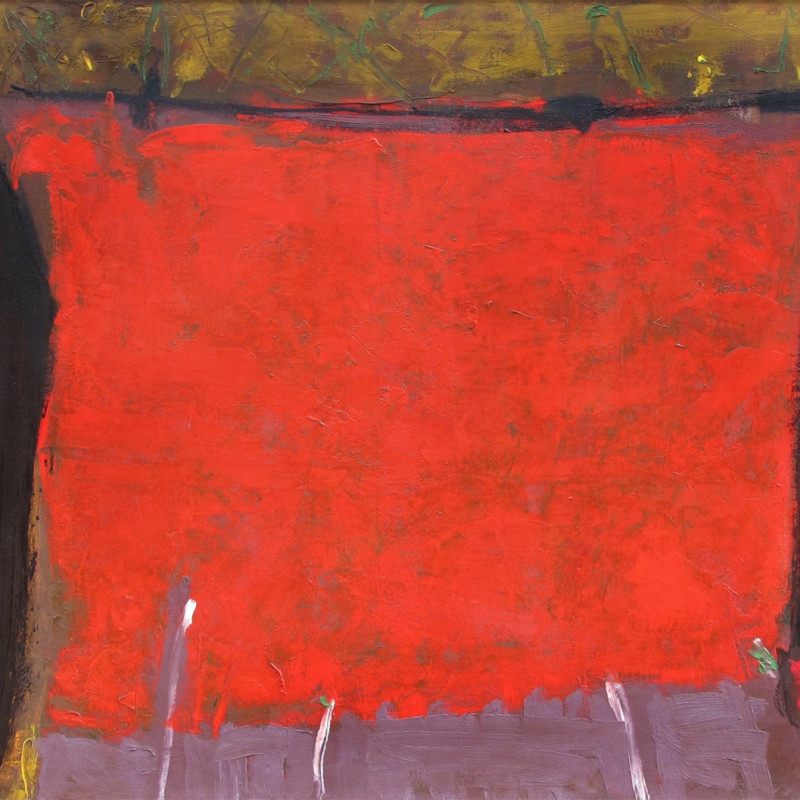 Trevor Bell - Red, Black and Intensities