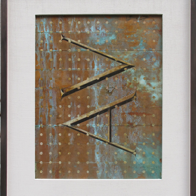 Keith Milow, Drawing 89/74/144/D