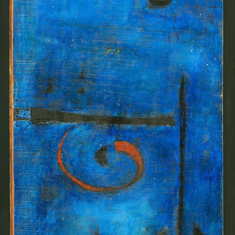 Martin Bradley, Blue Composition