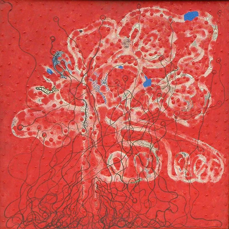 Bernard Cohen, Untitled 1965