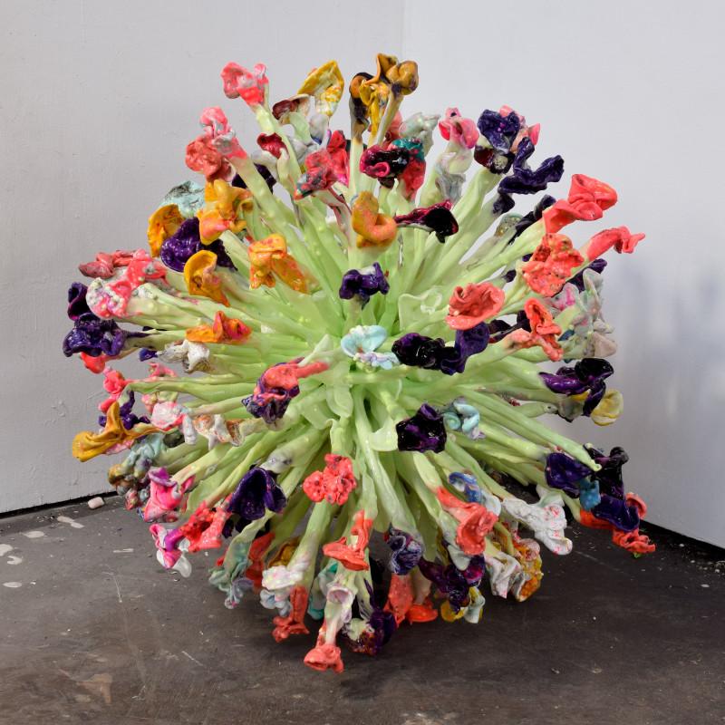 Flower Bomb, 2018