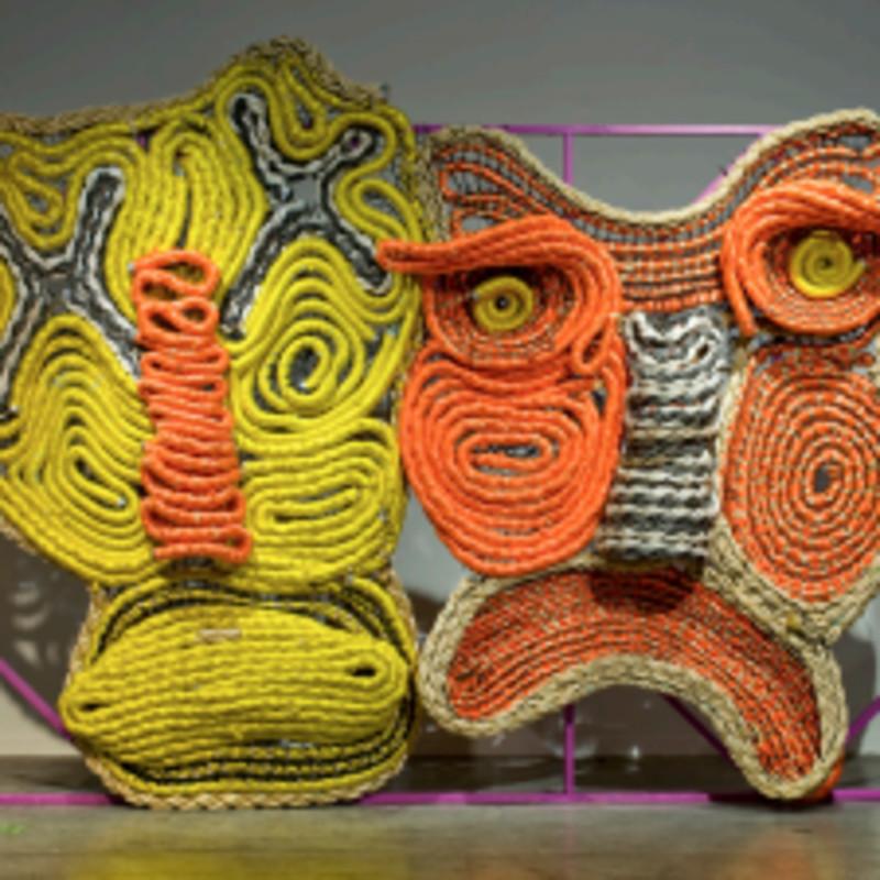 <span class=&#34;artist&#34;><strong>Joana Schneider</strong><span class=&#34;artist_comma&#34;>, </span></span><span class=&#34;title&#34;>Totem Twin<span class=&#34;title_comma&#34;>, </span></span><span class=&#34;year&#34;>2018</span>