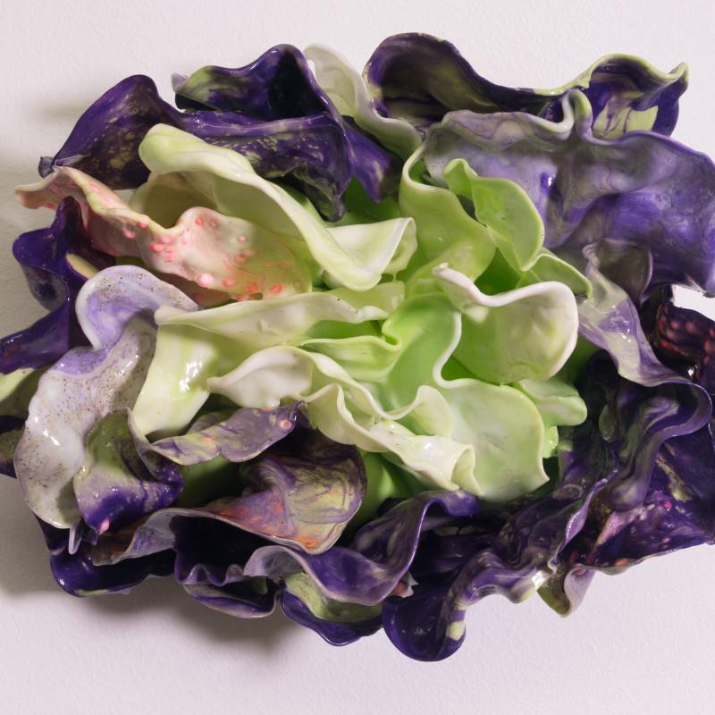 Salad - purple, 2018