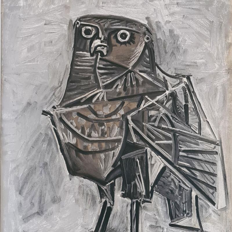 Pablo Picasso - Le hibou, 2020