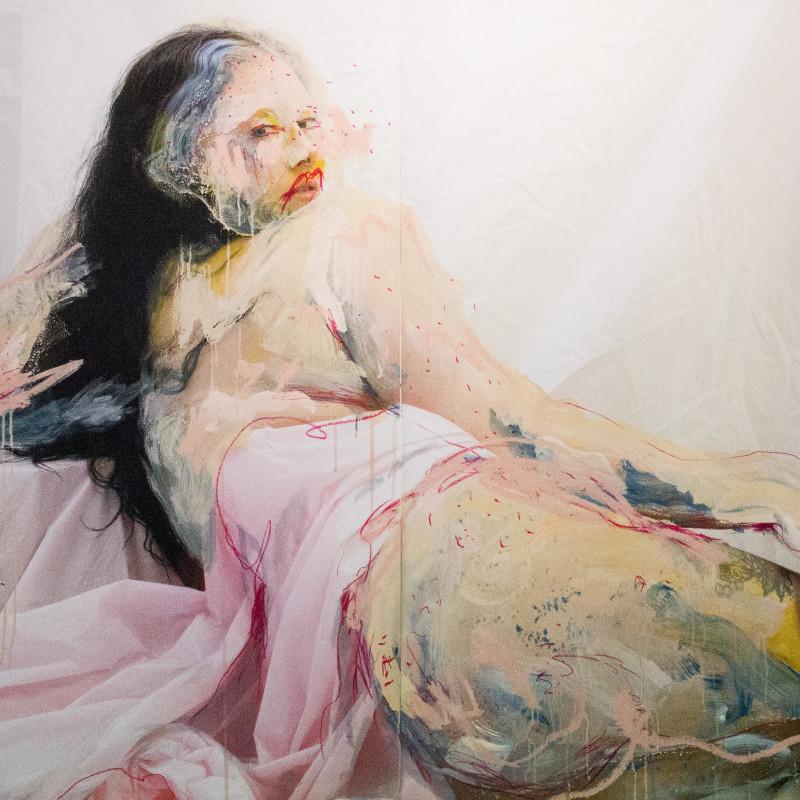 Jess Cochrane, Delicate Touch, 2020
