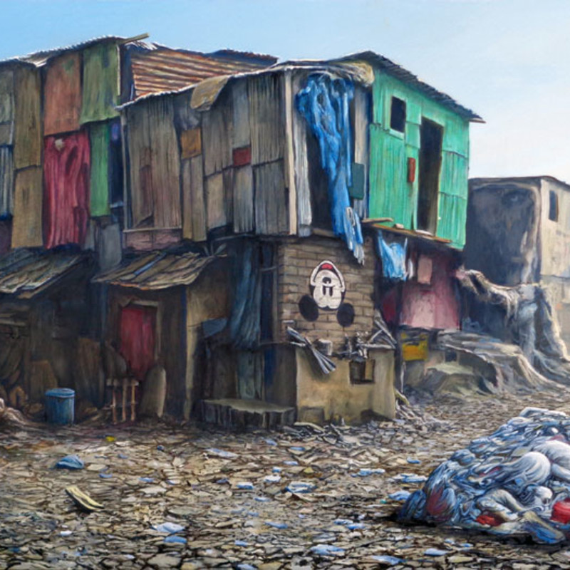 Jeff Gillette, Bandra Green