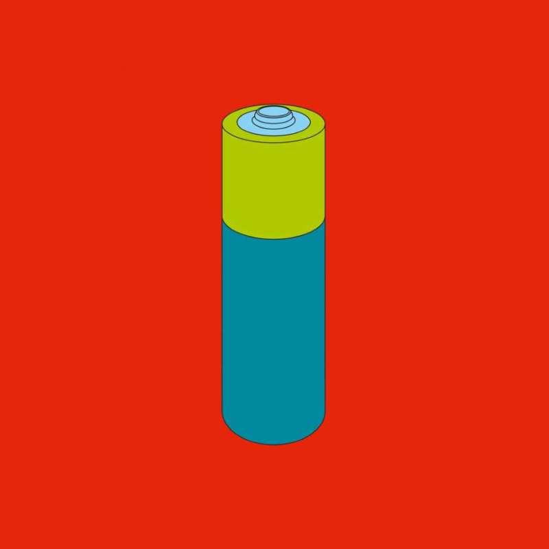 Michael Craig-Martin, Long-Life Battery