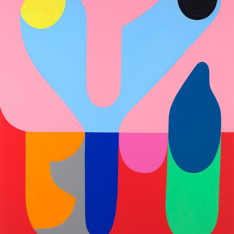 Stephen Ormandy, Siren Song, 2020