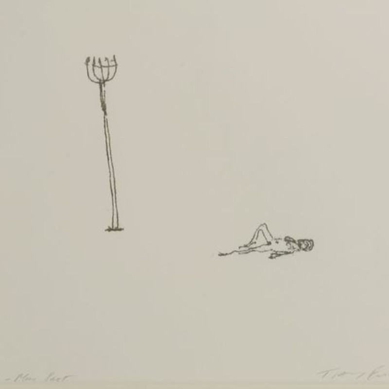 Tracey Emin, More Margate - More Past, 2006