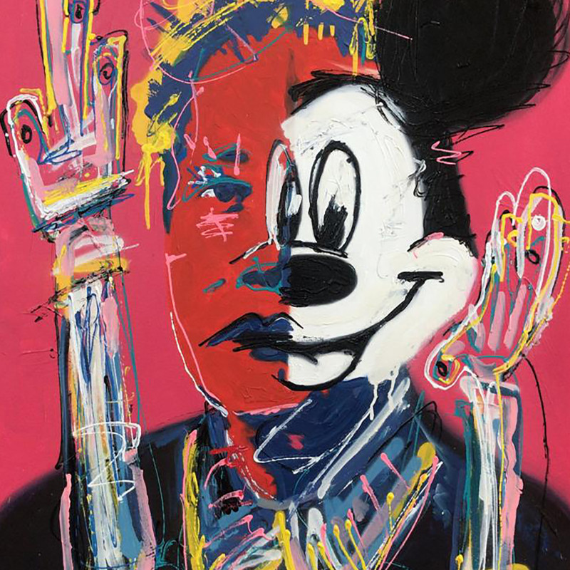 John Paul Fauves, Mao in Tao, 2019