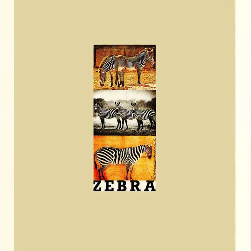 Peter Blake, Z is for Zebra