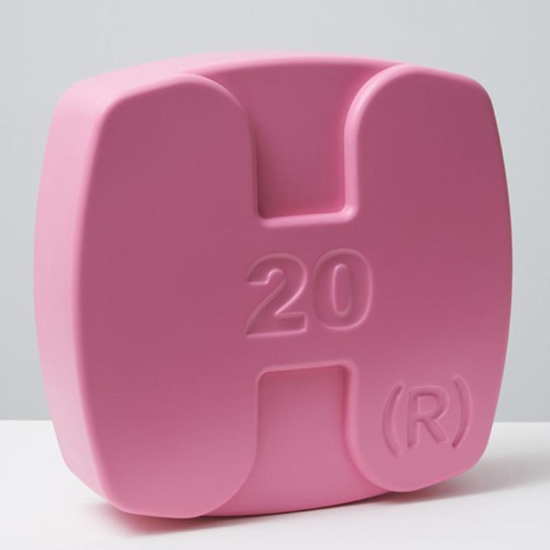 Damien Hirst, Hygroton -Pink