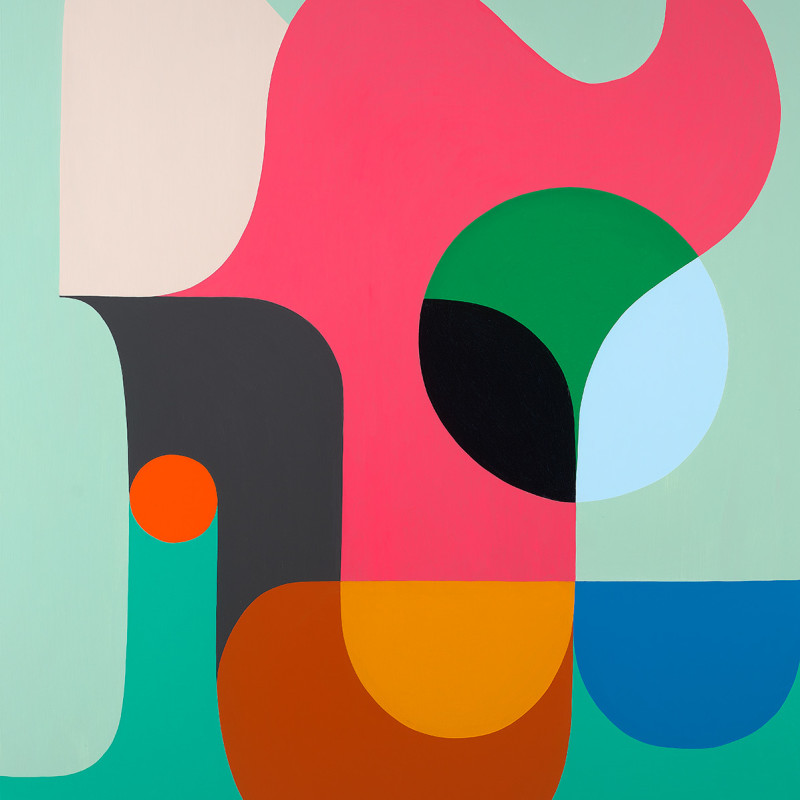 Stephen Ormandy, Island Home, 2020