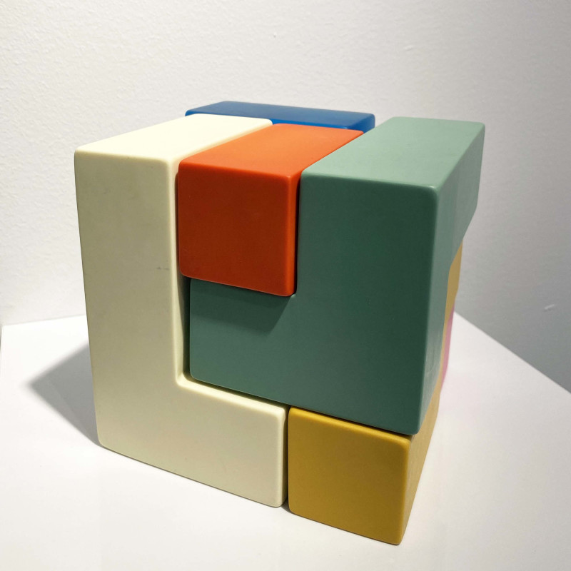 Stephen Ormandy, Puzzle #1, 2020