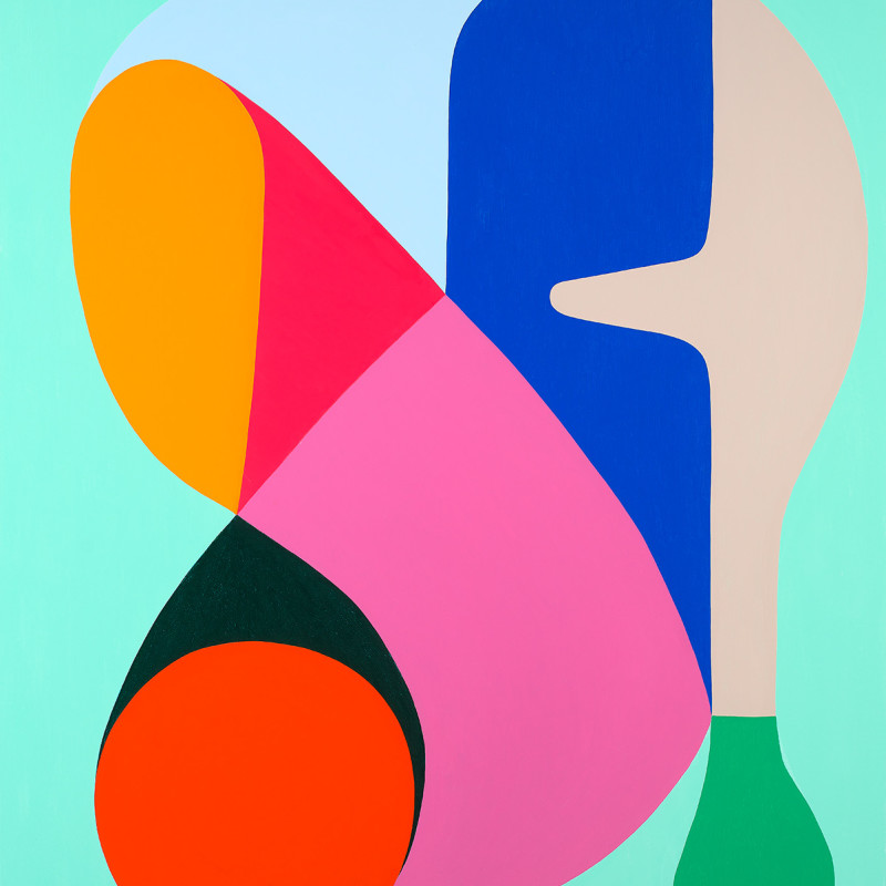 Stephen Ormandy, Mask, 2020