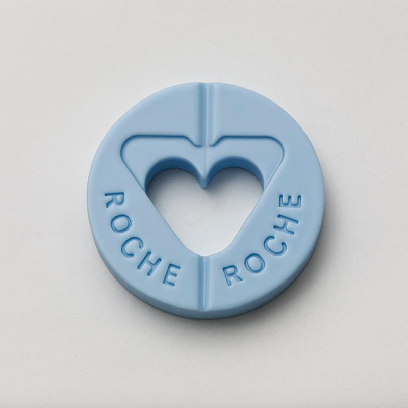Damien Hirst, Valium 10mg Roche (Baby blue)