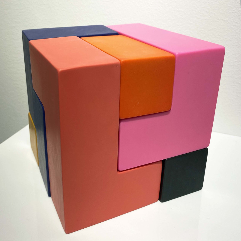 Stephen Ormandy, Puzzle #2, 2020