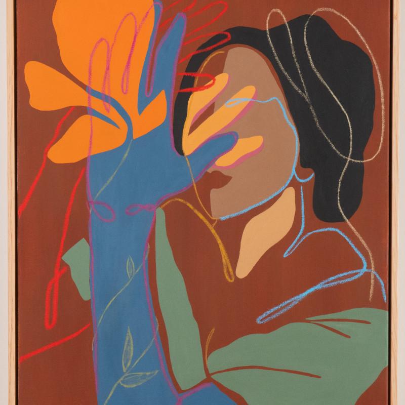 Anoushka Mirchandani, Bloom, 2021