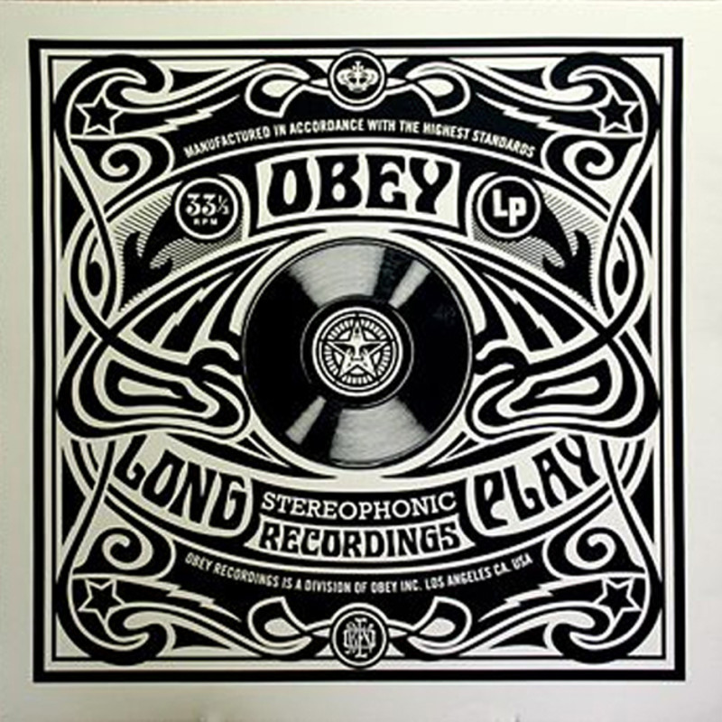 Shepard Fairey (OBEY), Long Play