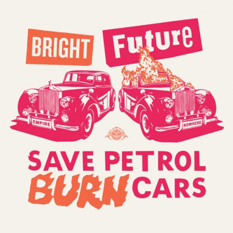 Obey (Shepard Fairey), Bright Future - Pink