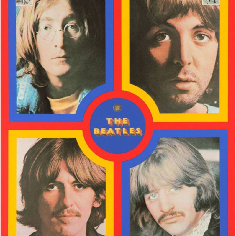 Peter Blake, T is for The Beatles