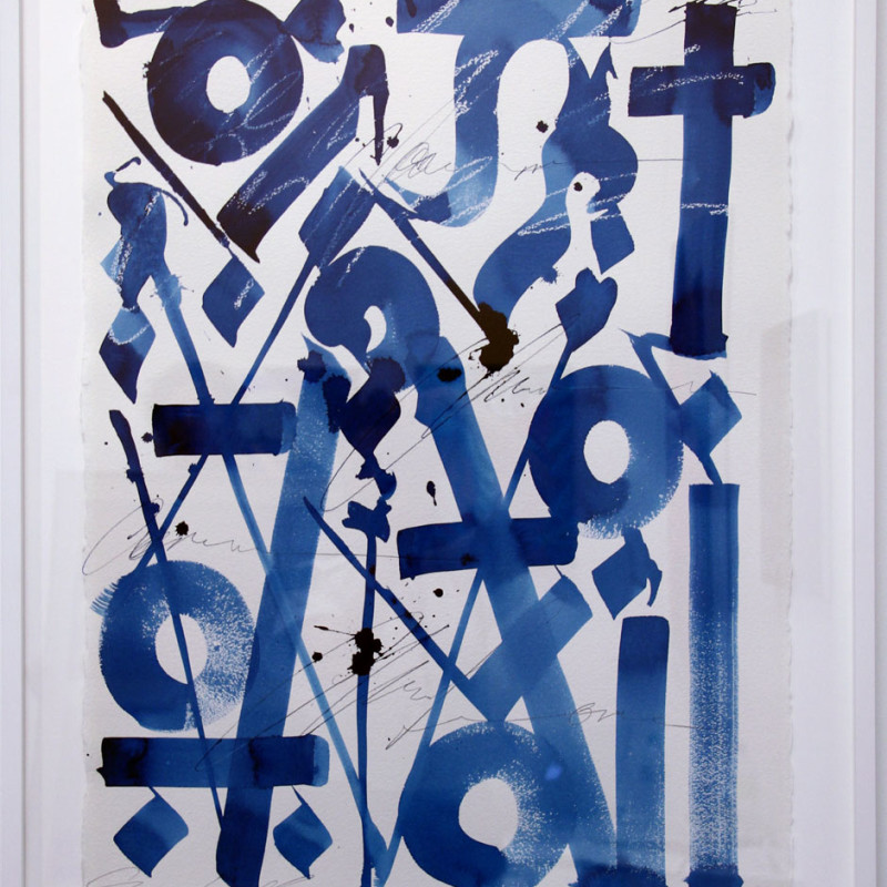RETNA, Eye Balls On Me