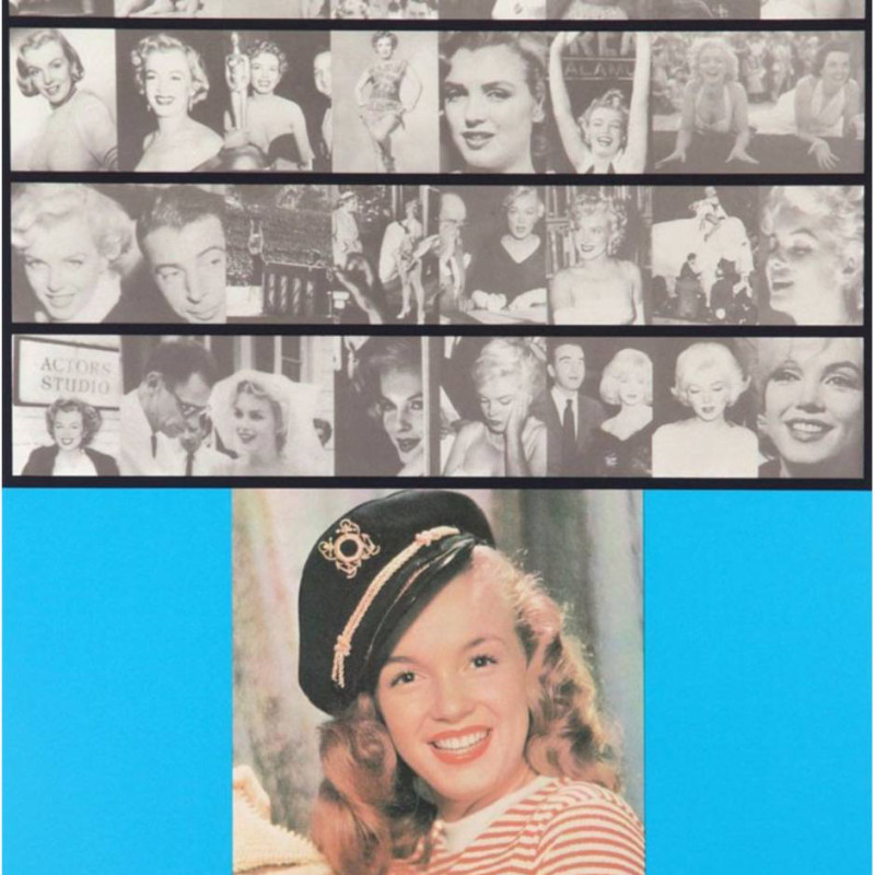 Peter Blake, M is for Marilyn