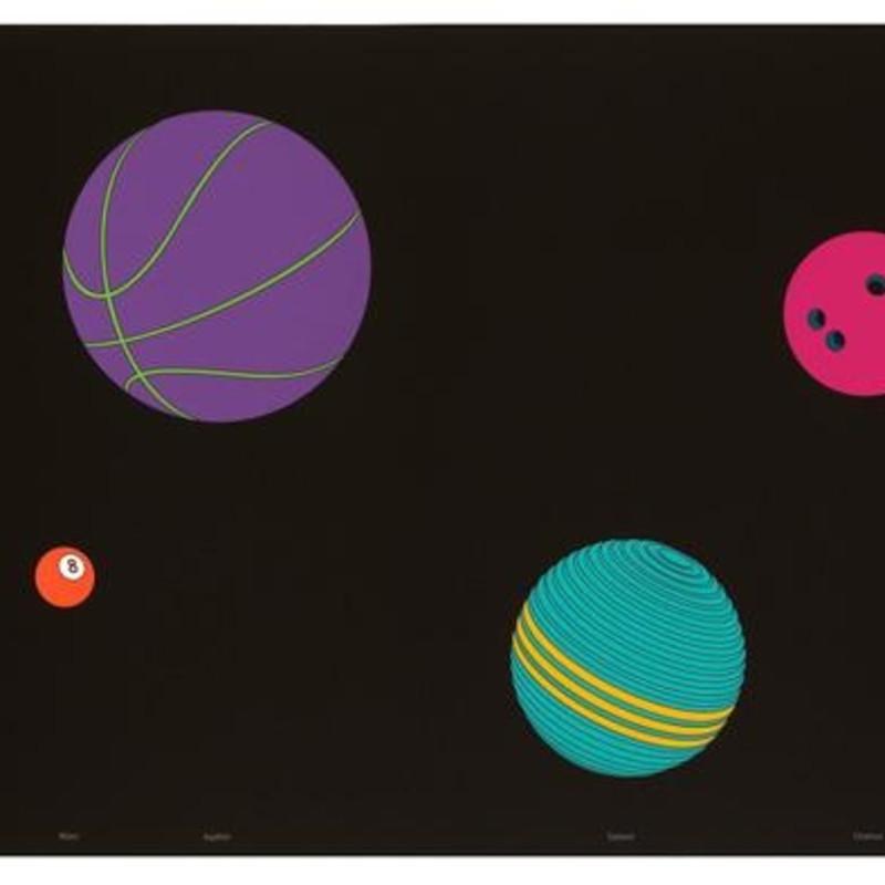 Michael Craig-Martin, The Planets