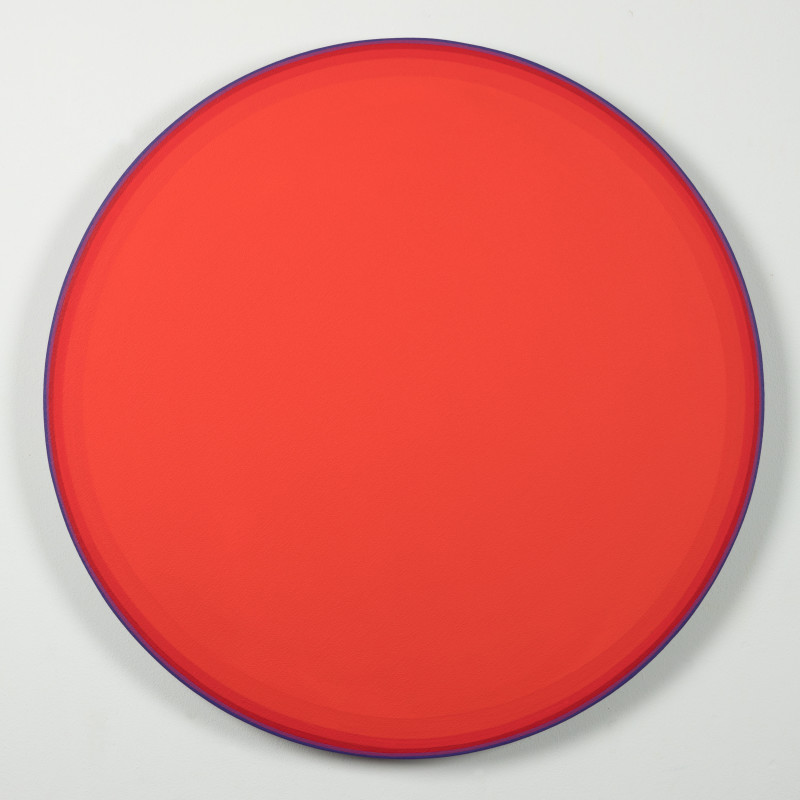Jan Kalab, Red Circle, 2020