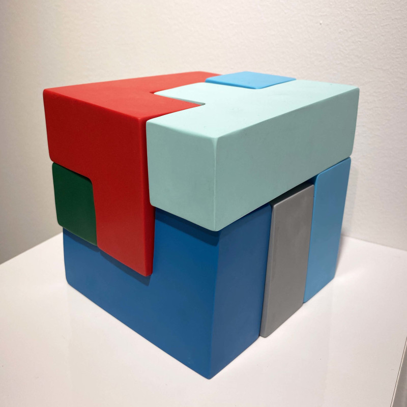 Stephen Ormandy, Puzzle #4, 2020