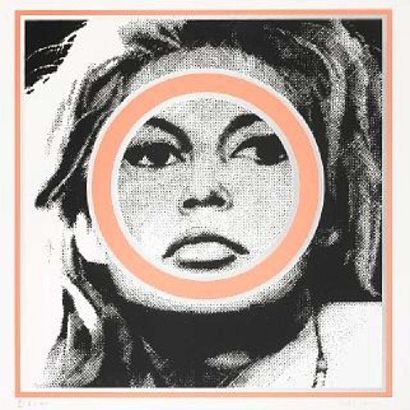 Gerald Laing, Brigitte Bardot (1968)
