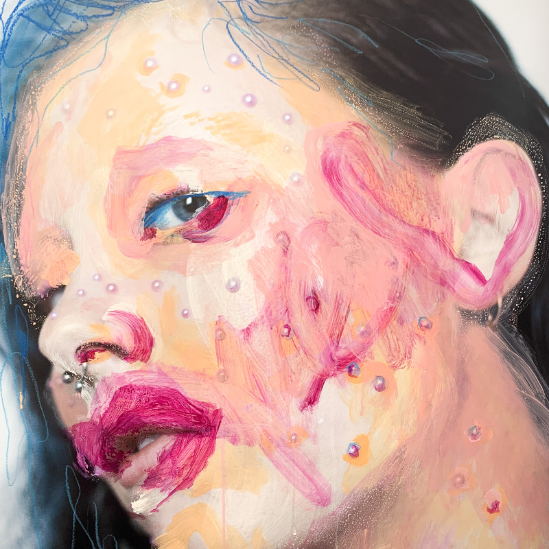Jess Cochrane, Pearls, 2019
