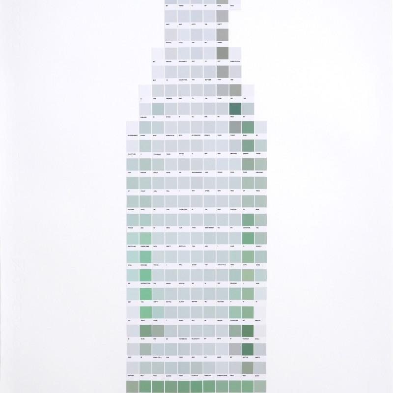 Nick Smith, Coca Cola - Empty, 2020
