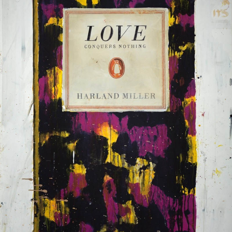 Harland Miller - Love Conquers Nothing