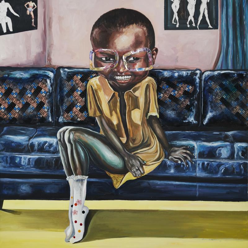 <span class=&#34;artist&#34;><strong>Ndidi Emefiele</strong></span>, <span class=&#34;title&#34;><em>Taxi</em>, 2017</span>