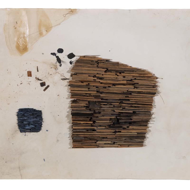<span class=&#34;artist&#34;><strong>Leonardo Drew</strong></span>, <span class=&#34;title&#34;><em>37i</em>, 2012</span>
